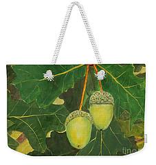 The Mighty Oak Weekender Tote Bag
