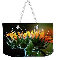 The Mighty Sunflower Weekender Tote Bag