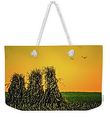 The Migration Of Summer Weekender Tote Bag