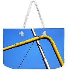 The Mile High Meetup  Weekender Tote Bag by Prakash Ghai