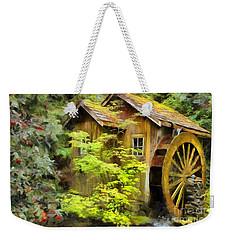 The Mill Weekender Tote Bag