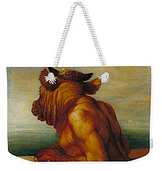 The Minotaur Weekender Tote Bag