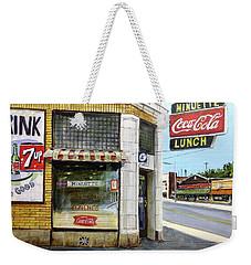 The Minuette Weekender Tote Bag