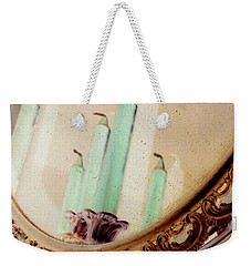 The Mirror Weekender Tote Bag