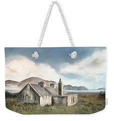 The Mist Of Moorland Weekender Tote Bag