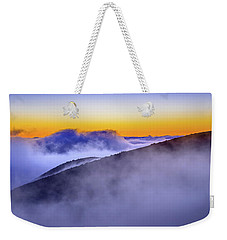 The Mists Of Cloudfall Weekender Tote Bag