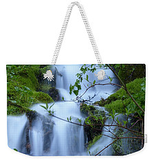 The Misty Brook Weekender Tote Bag