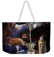 The Mixologist Weekender Tote Bag