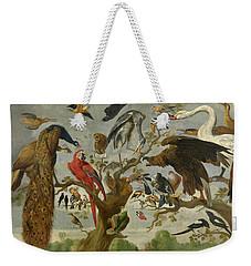 The Mockery Of The Owl Weekender Tote Bag