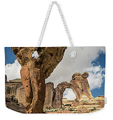 The Molar And Angel Arch Weekender Tote Bag