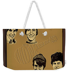 The Monkees  Weekender Tote Bag