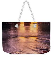The Monolith Weekender Tote Bag