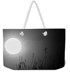 The Moon And The Stars Weekender Tote Bag by John Glass