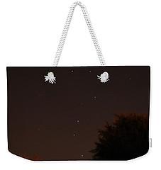 The Moon And Ursa Major Weekender Tote Bag