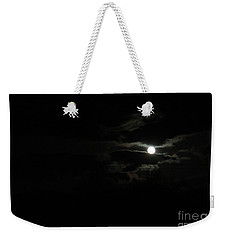 The Moon In Between Weekender Tote Bag