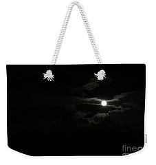 The Moon In Between Weekender Tote Bag