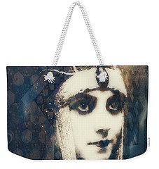 Weekender Tote Bag featuring the digital art The More I See You , The More I Want You  by Paul Lovering