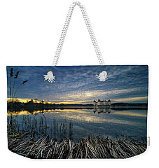 The Moritzburg Castle Is A Baroque Palace In Moritzburg In The German State Of Saxony. Saxony, Germany. Weekender Tote Bag