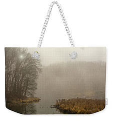 The Morning After Weekender Tote Bag by Angelo Marcialis