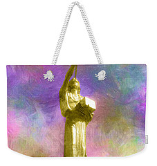 The Morning Breaks Weekender Tote Bag by Greg Collins