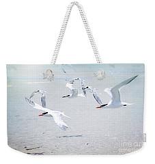 The Morning Rush Weekender Tote Bag