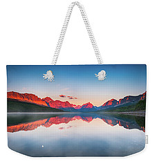 The Morning Tranquility Weekender Tote Bag