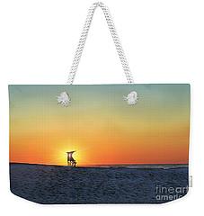 The Morning Watchtower Weekender Tote Bag