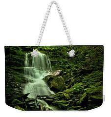 The Mossy Summer Weekender Tote Bag