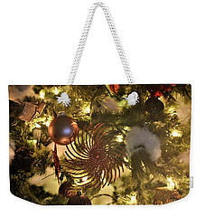 The Most Important Tree Weekender Tote Bag by John Glass