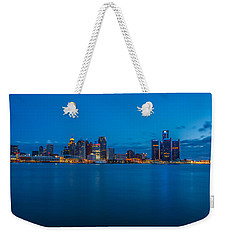 The Motor City  Weekender Tote Bag