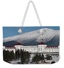The Mount Washington Hotel Weekender Tote Bag