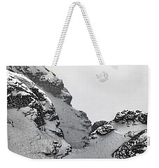 The Mountain Abyss Weekender Tote Bag