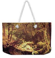 The Mountain Brook Weekender Tote Bag
