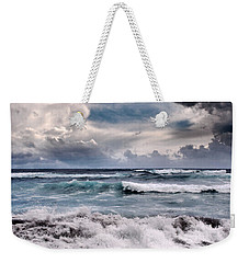The Music Of Light Weekender Tote Bag by Sharon Mau