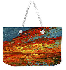 The Music Of The Night Weekender Tote Bag