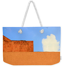 The Muted Cloud Weekender Tote Bag