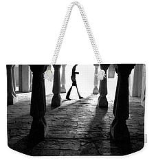 The Mystery Man Weekender Tote Bag