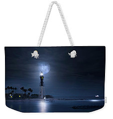 The Mystery Of Lighthouse Cove Weekender Tote Bag