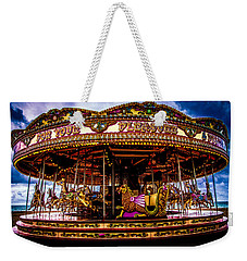 Weekender Tote Bag featuring the photograph The Mystical Dragon Chariot by Chris Lord