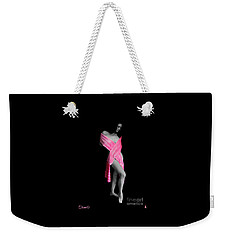 The Naked Truth It Can Happen To You Too Weekender Tote Bag