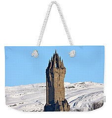 The National Wallace Monument Weekender Tote Bag