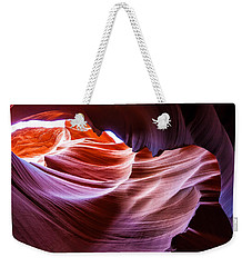 The Natural Sculpture 14 Weekender Tote Bag