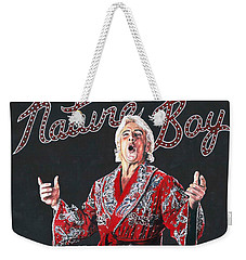 The Nature Boy, Ric Flair Weekender Tote Bag