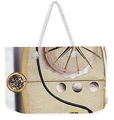The Navigator Weekender Tote Bag by Michal Mitak Mahgerefteh