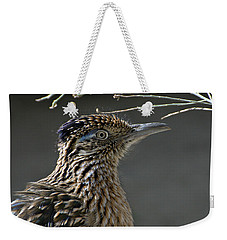 The Need For Speed Weekender Tote Bag by Fraida Gutovich
