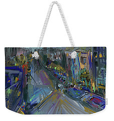 The Neighborhood Weekender Tote Bag