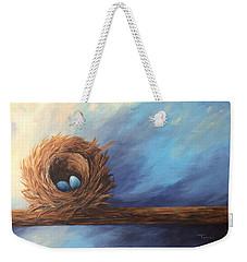 The Nest 2017 Weekender Tote Bag by Torrie Smiley