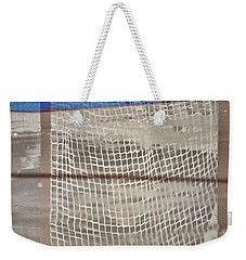 The Net Reflection Weekender Tote Bag by Karol Livote