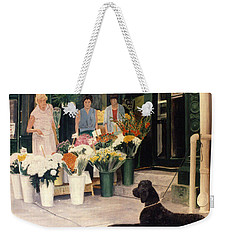 The New Deal Weekender Tote Bag
