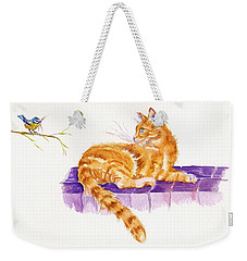 The New Neighbour Weekender Tote Bag